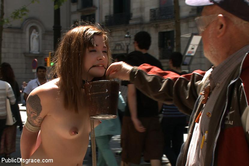 mixed race females naked