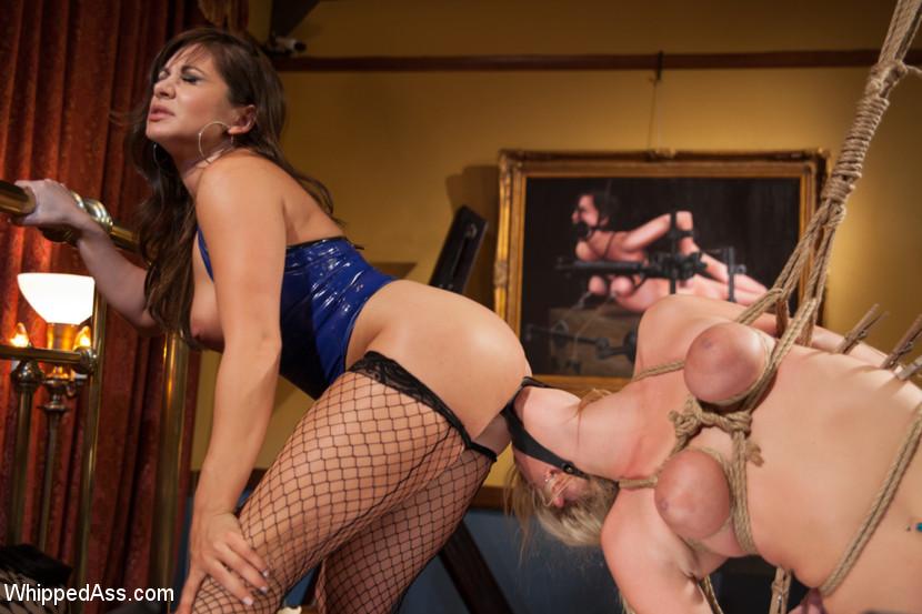Sex Slave Spanked Fucked