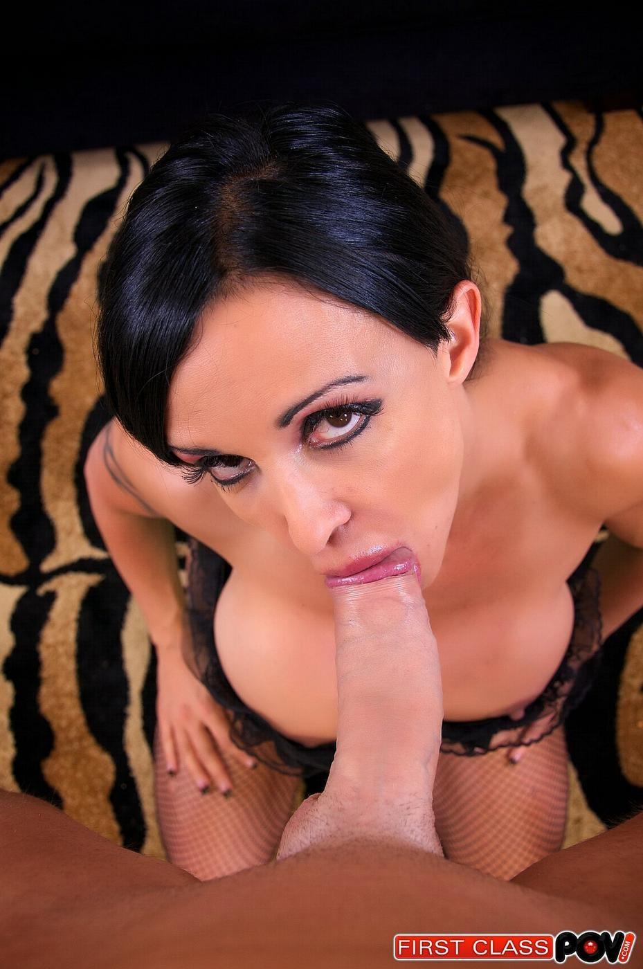 Big Ass Latina Pov Blowjob