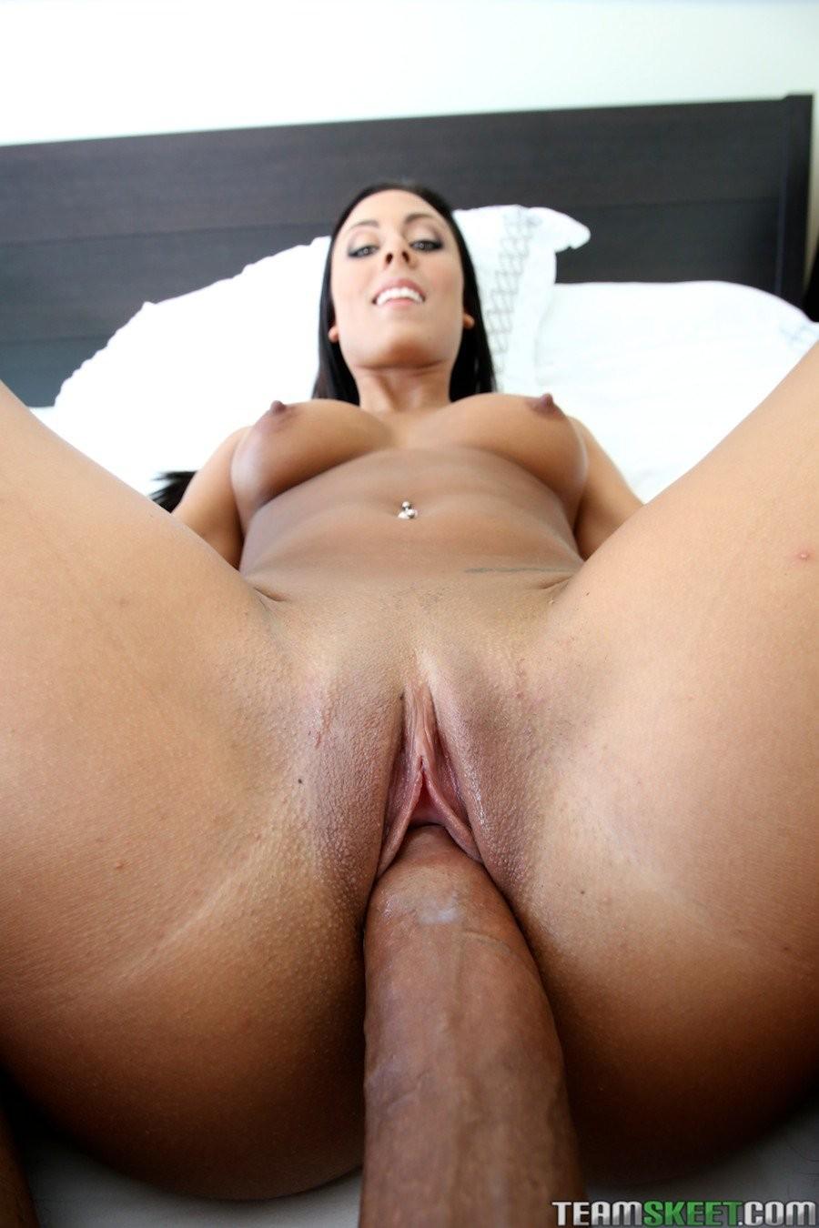 Cum Inside Latina
