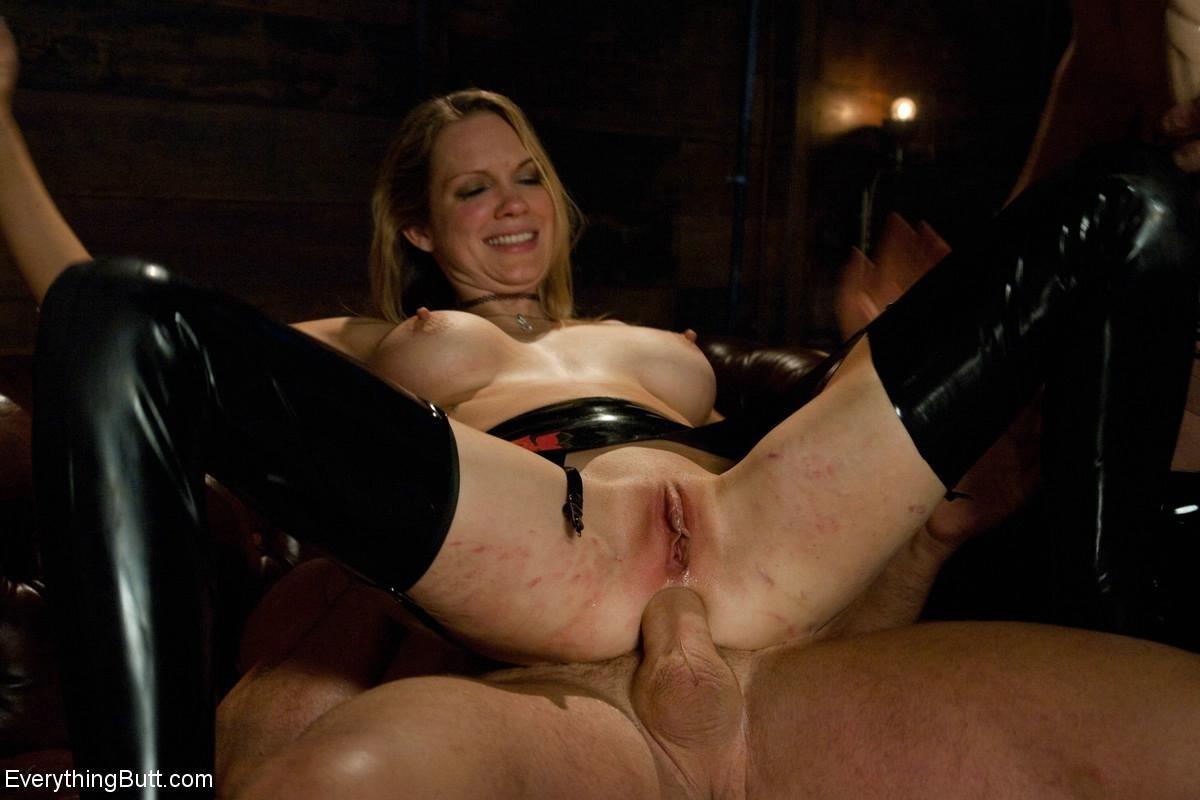 Anal Bondage Pain Slave