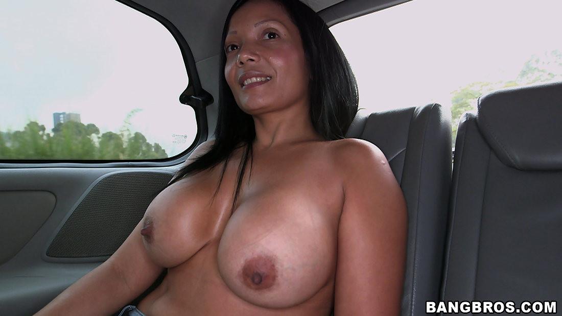 Big Booty Latina Milf Pov
