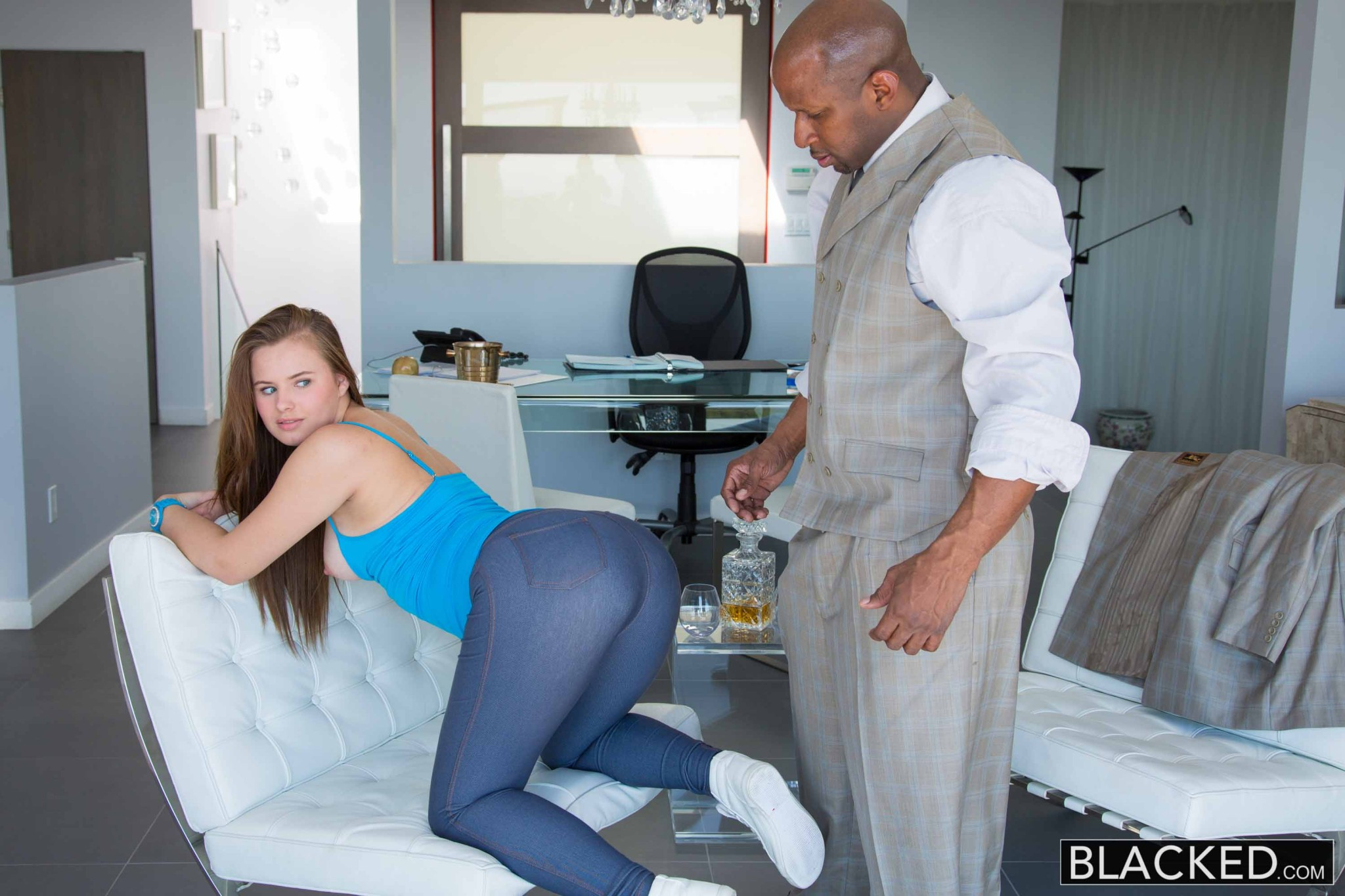 Black Man Fuck White Girl