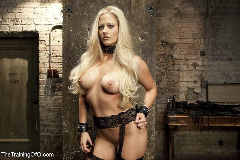 Interracial Blonde Big Tits