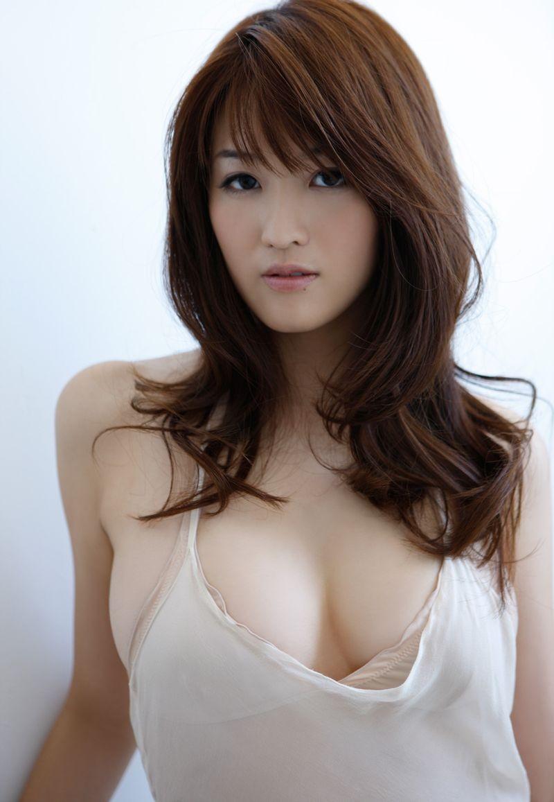Big Tits Japanese Public