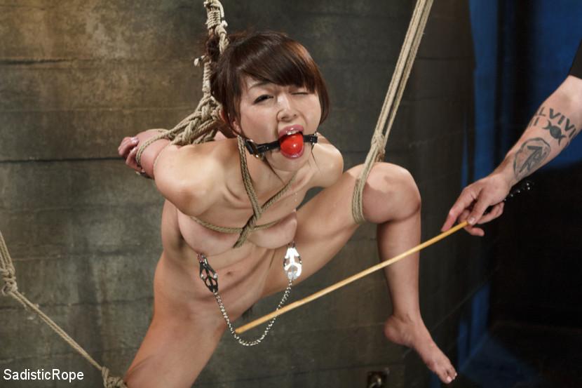 Mixed Wrestling Rope Bondage