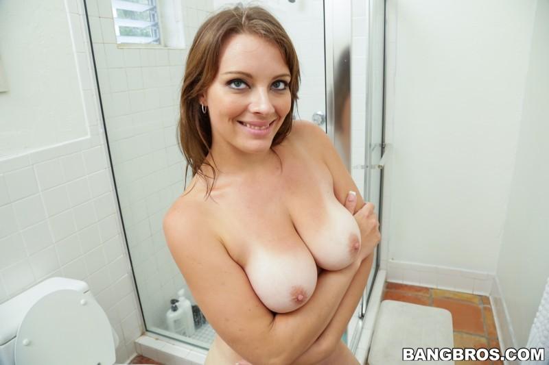 big natural amateur tites naked