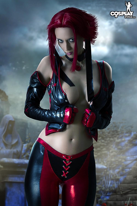 Bloodrayne Topless bloodrayne cosplay - pichunter
