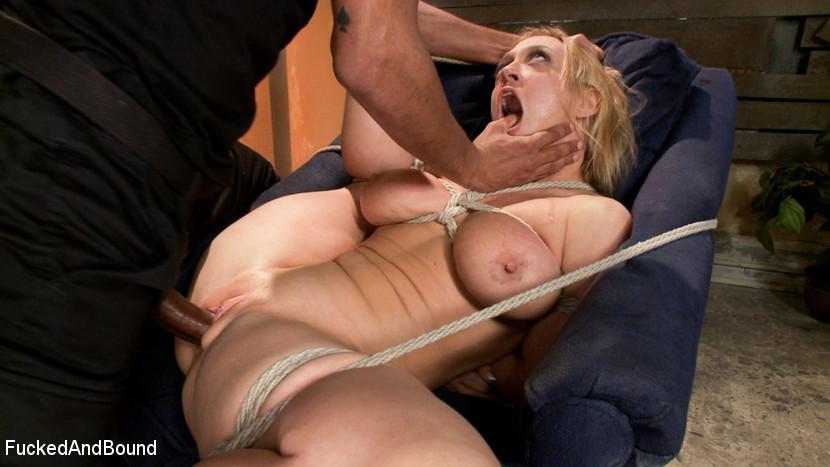 Big Tit Blonde Anal Milf