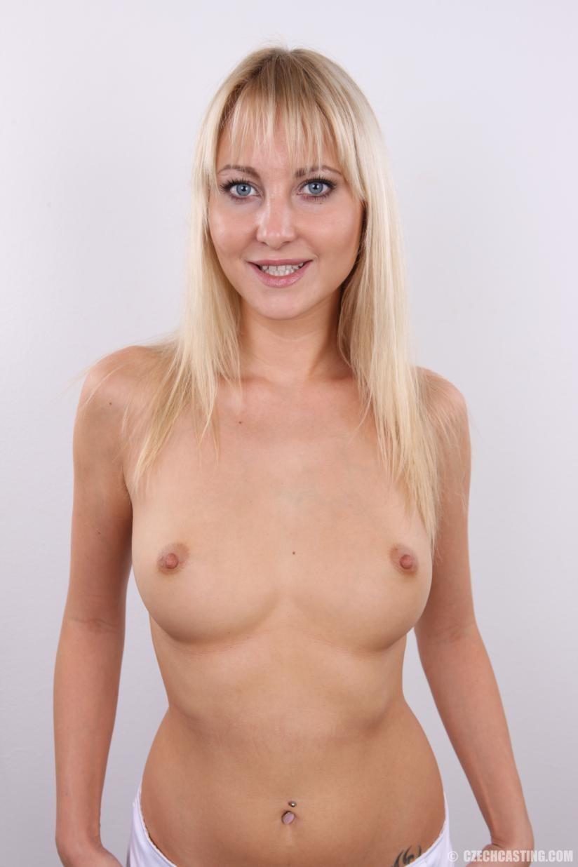 Innocent Blonde Teen Amateur