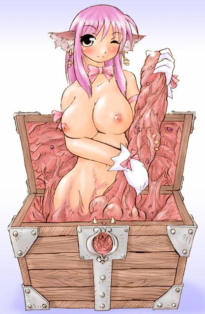 Shemale Monster Girl