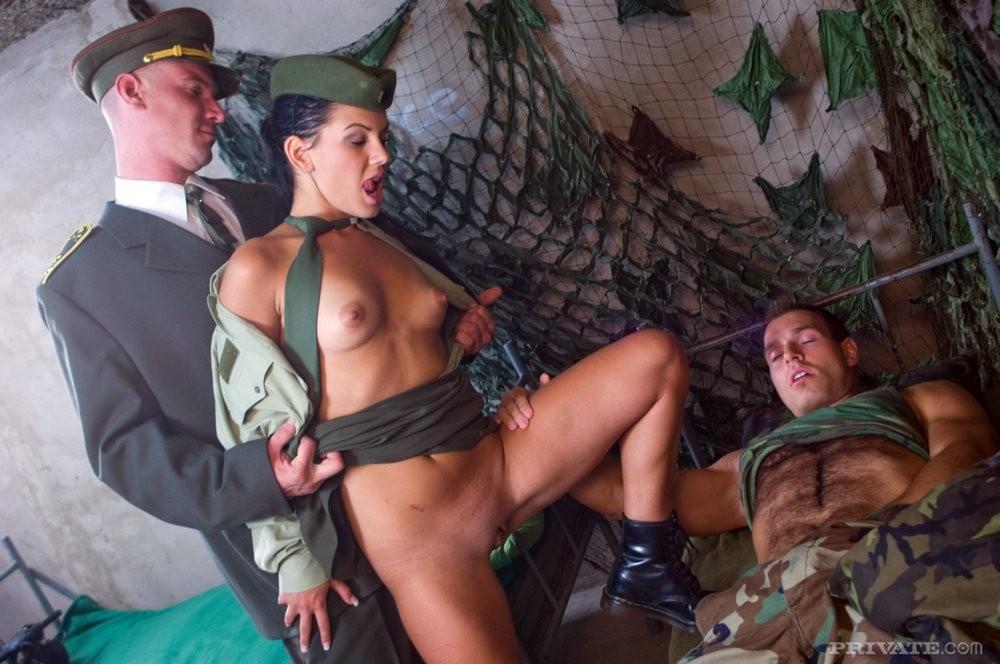 military gay porn sex