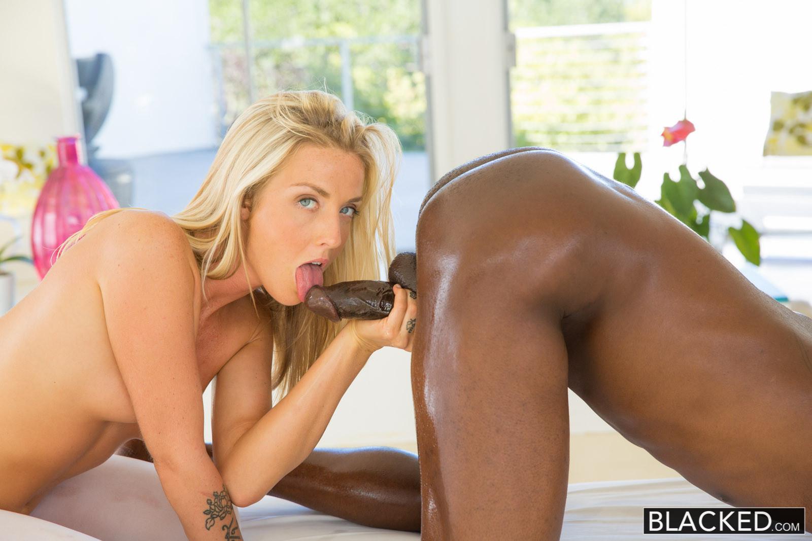 beautiful blonde wife bbc