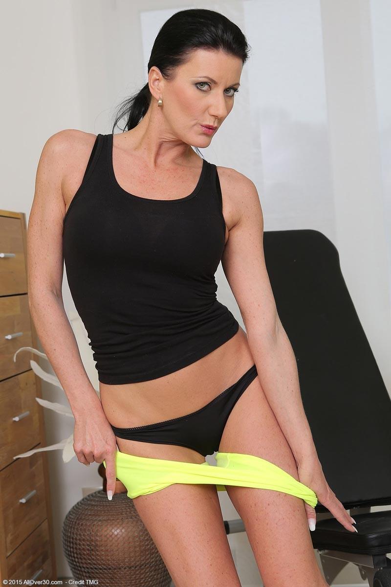 Big Tits Milf Oiled Fuck Hard