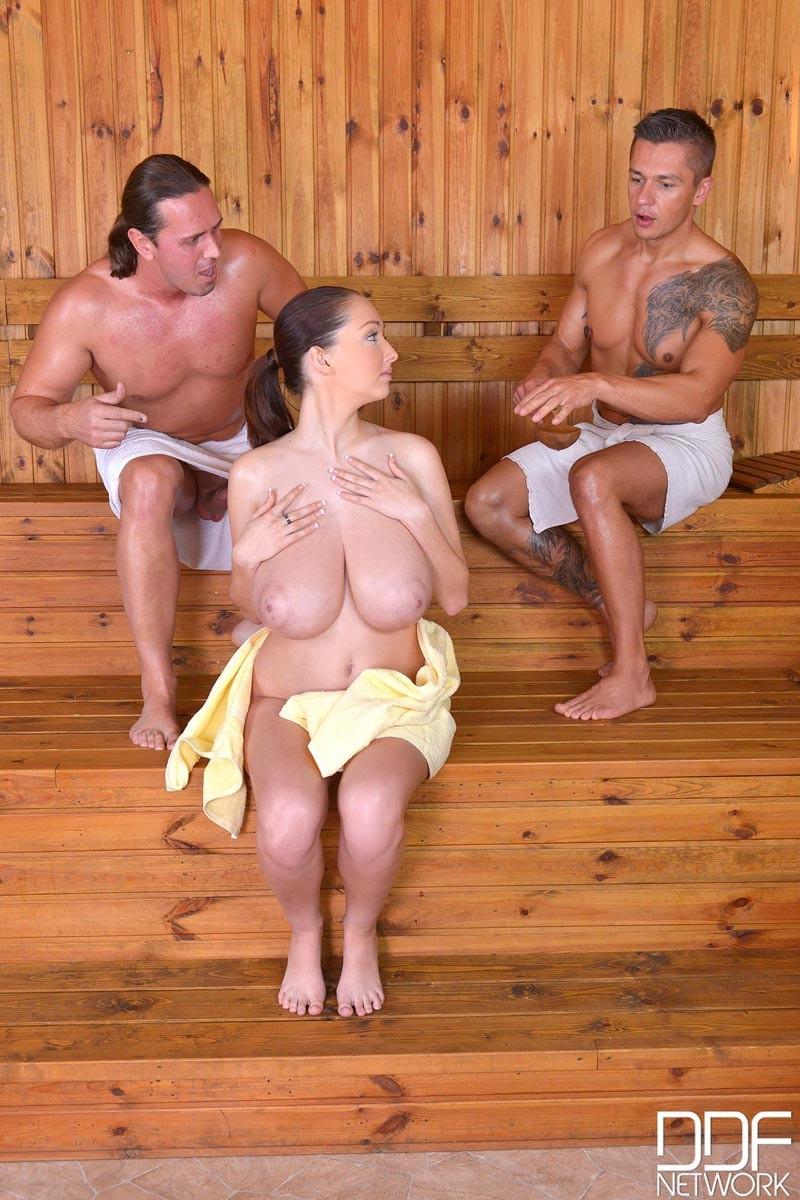 Big Tit Milf Lesbian Orgy