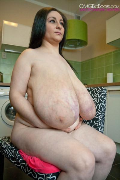 Brunette Chubby Big Tits