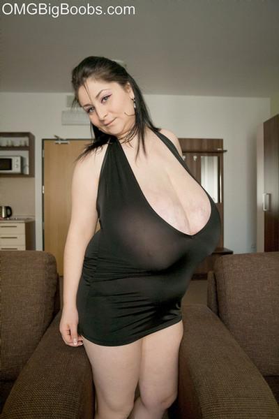 Amateur Teen Big Tits Brunette