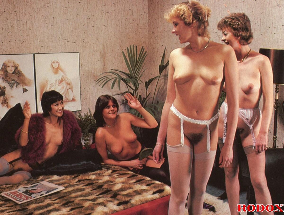vintage anal orgy