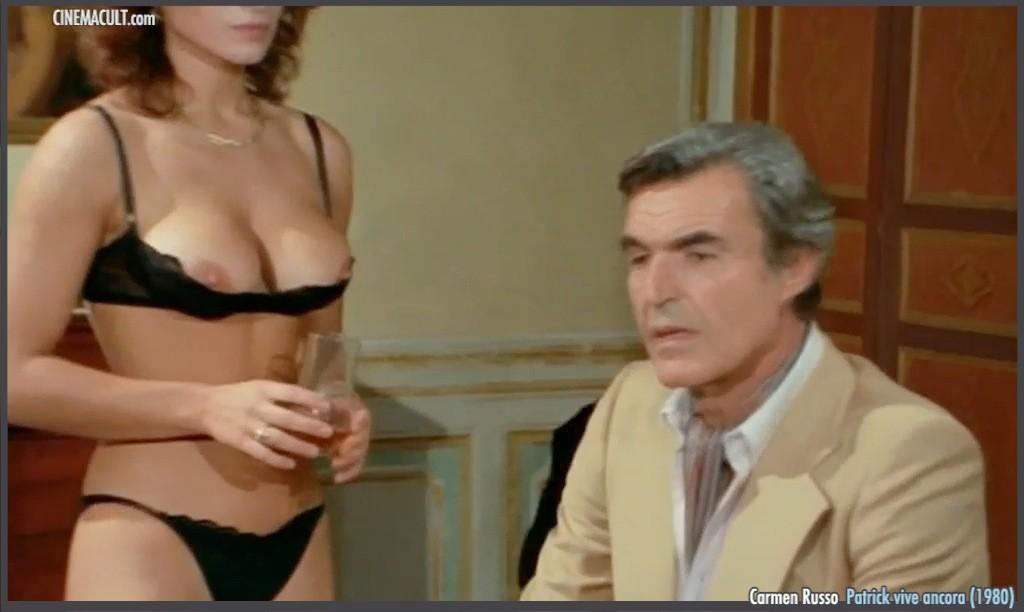 Nude carmen russo Carmen Russo