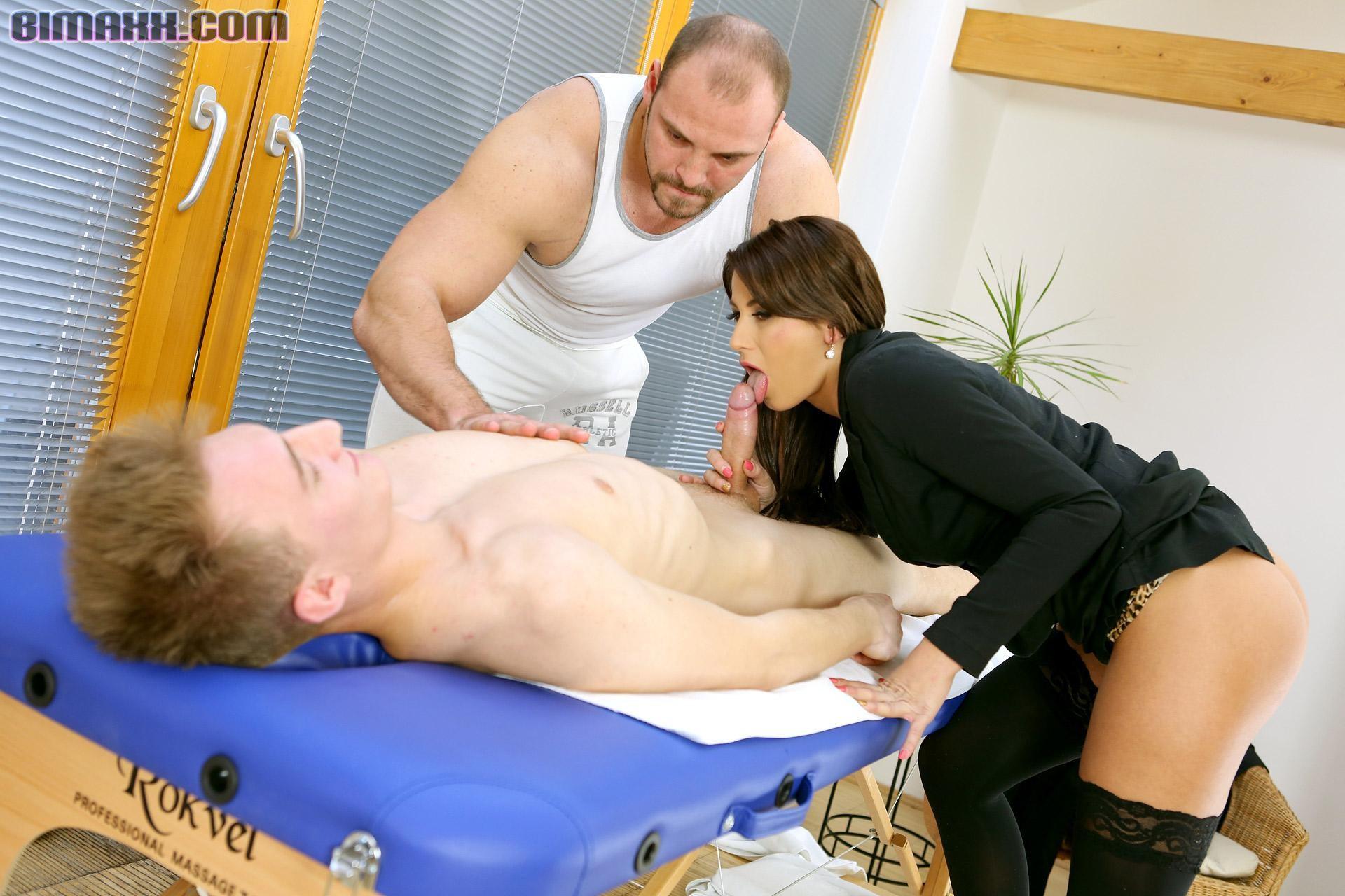 bisexual massage