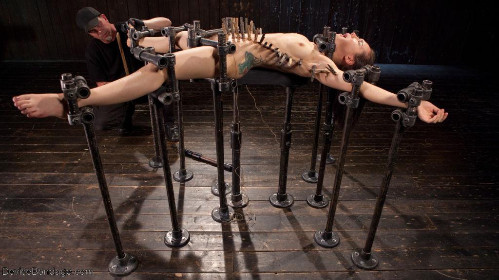 Bondage Anal Torture