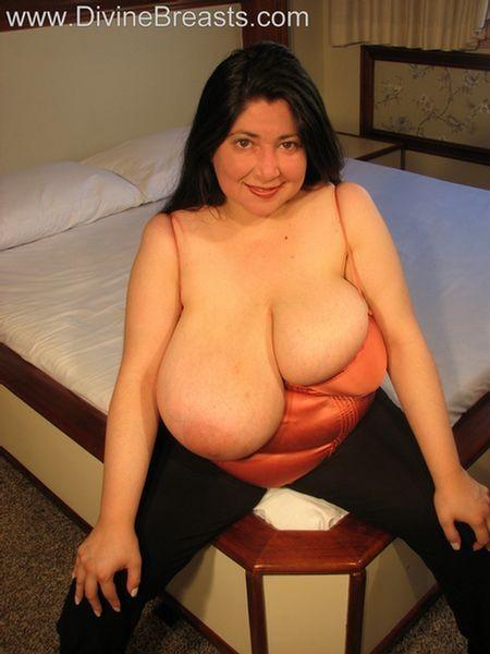 Big Natural Tits Latina