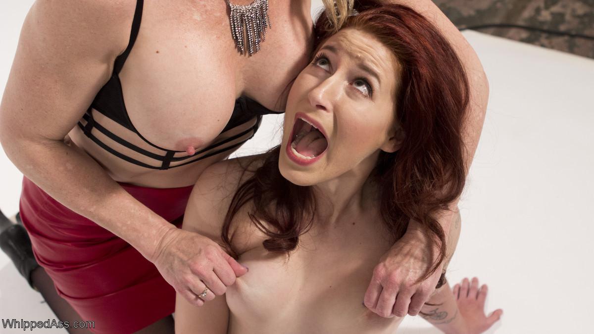 Lesbian Milf Strapon Anal