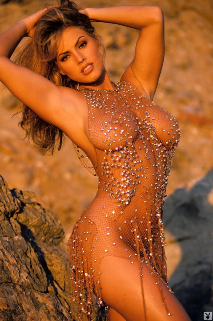 Playboy sandra Saundra Edwards