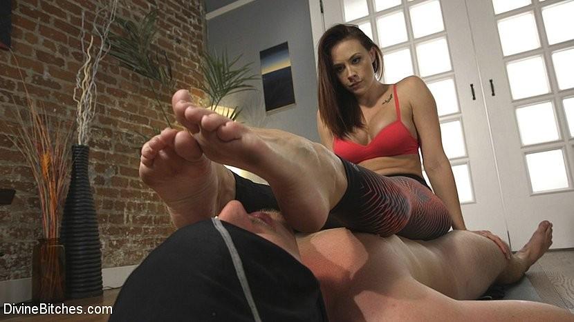 Feet chanel preston Chanel Preston