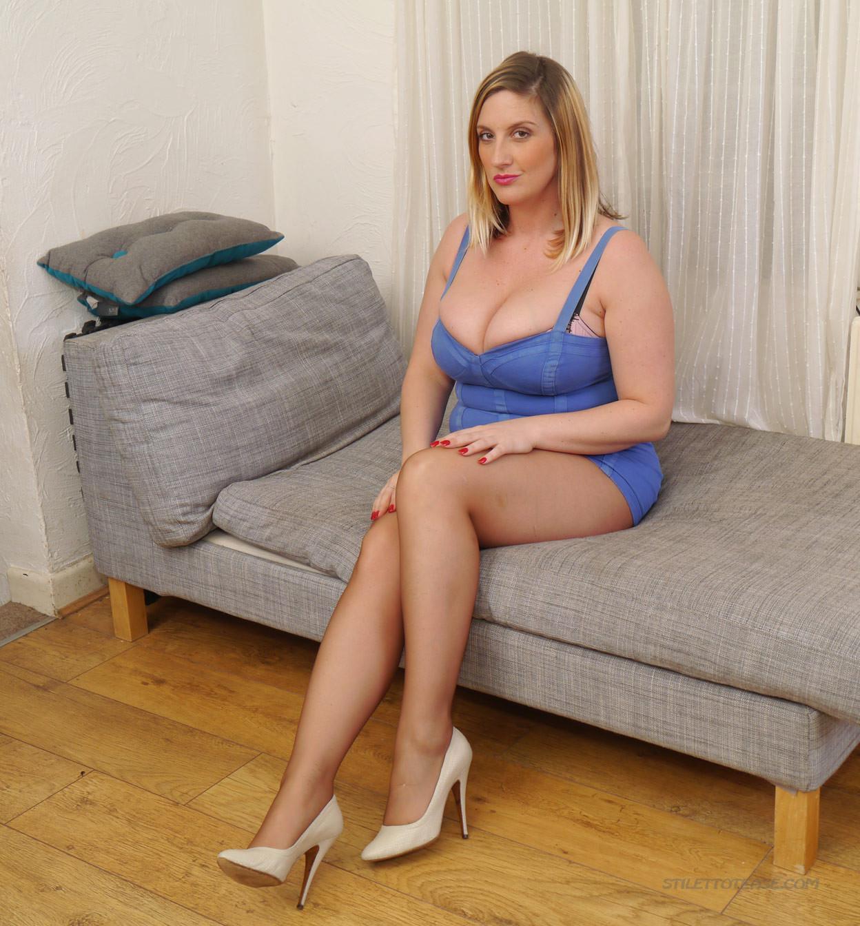 Brunette Long Legs Big Tits