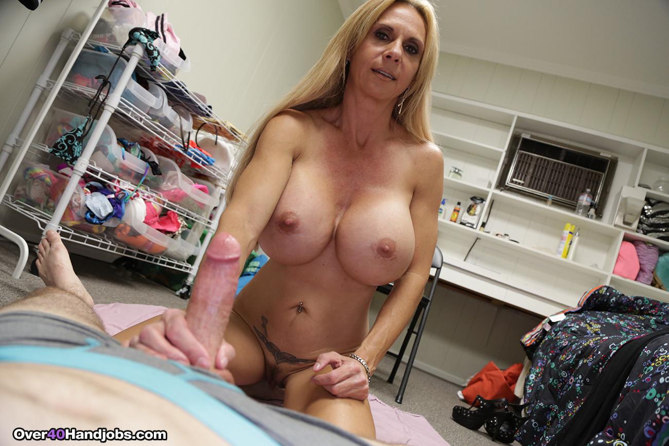 Alexa Mature Breast Porn big boob mom brooke jerking her step son - pichunter