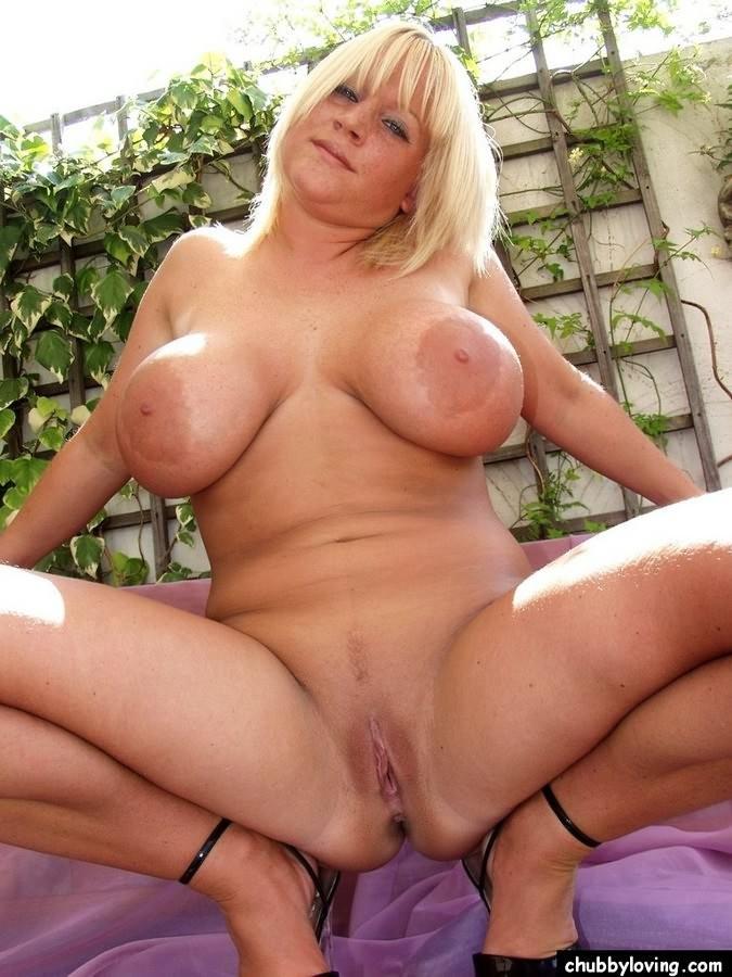 Short Chubby Girl Big Tits