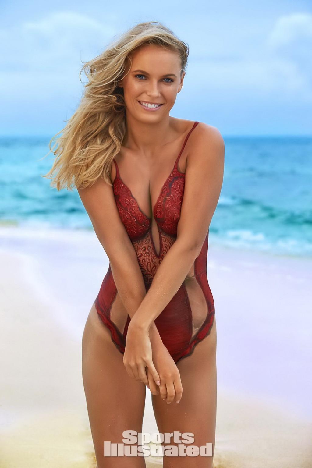 Nude wozniacki 41 Sexiest