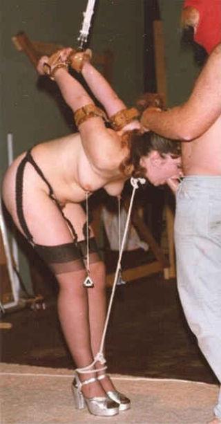 amateur retro sex slave