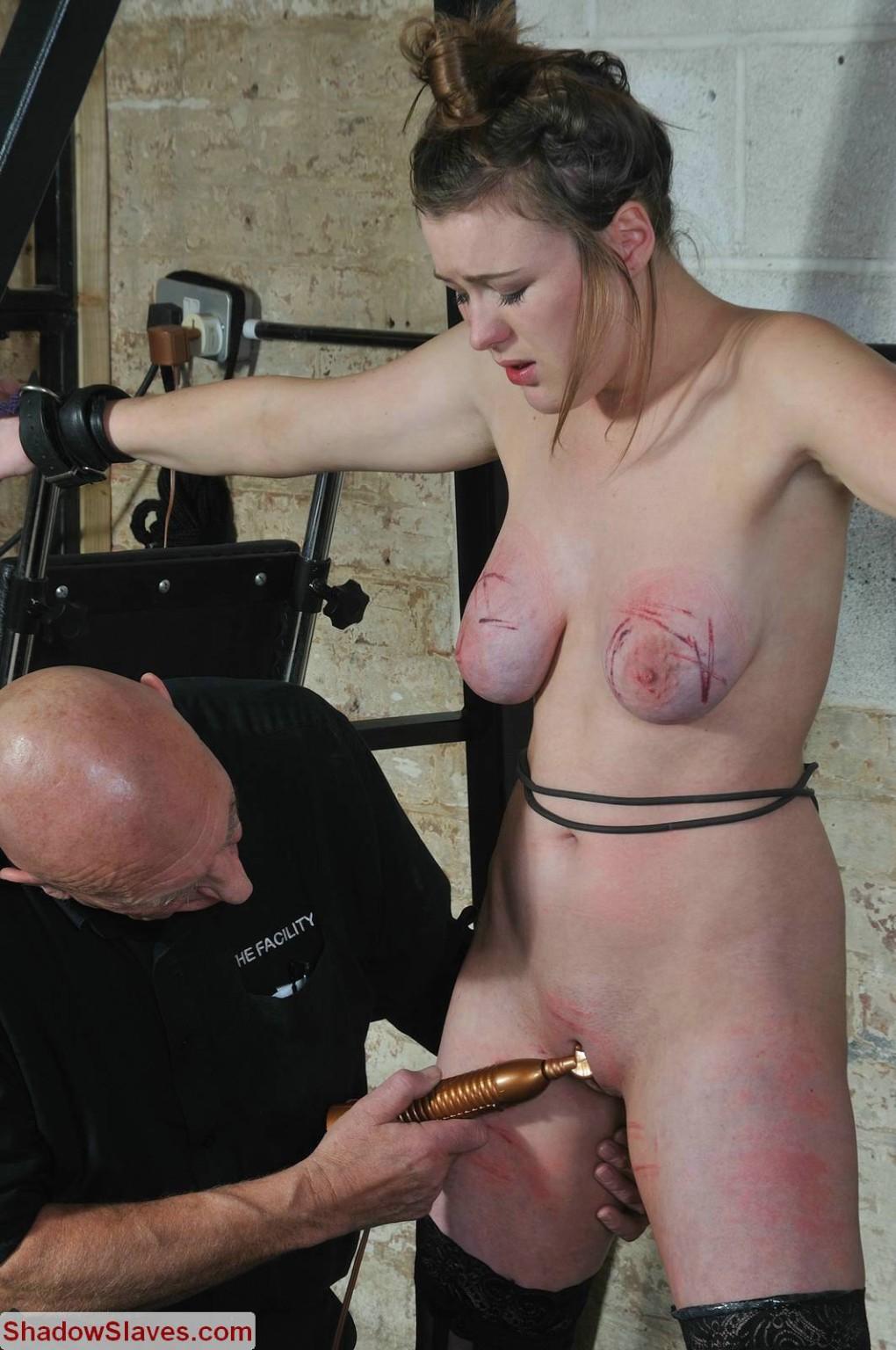 Hitachi Wand Torture