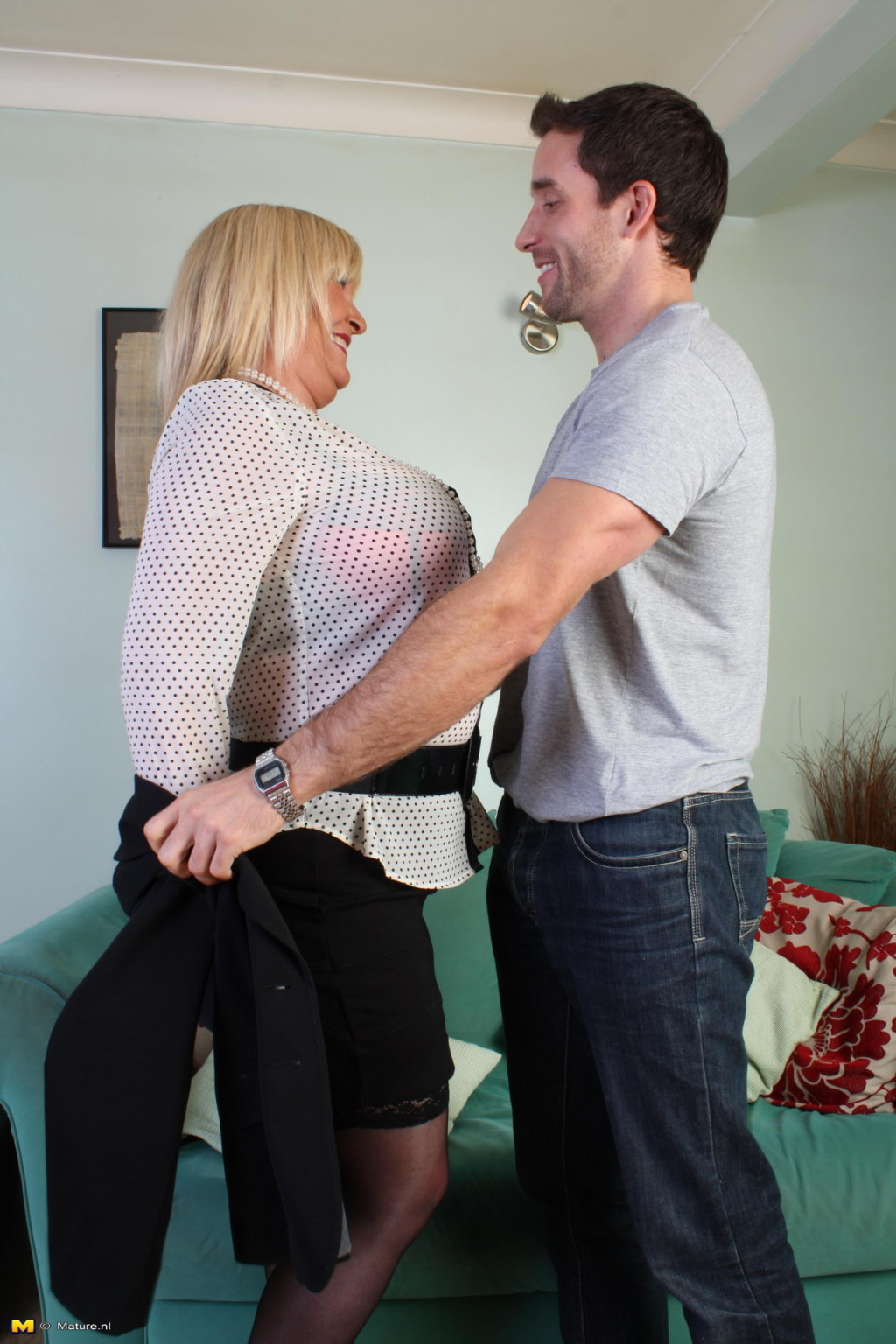 Mature British Amateur Couple