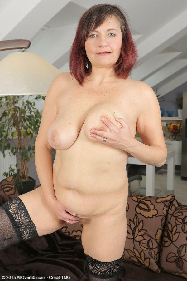 amateur brunette mom pussy