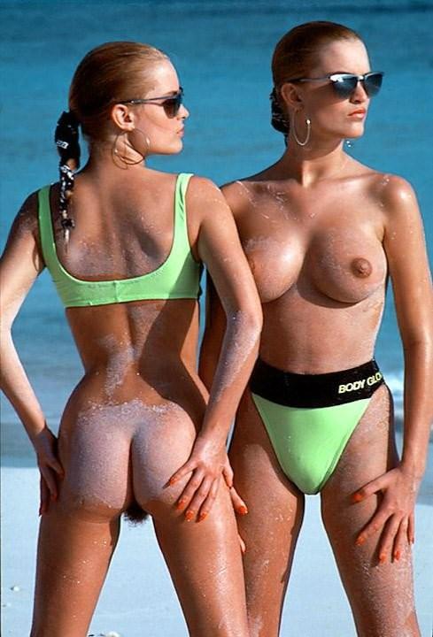 Marjana met art nude