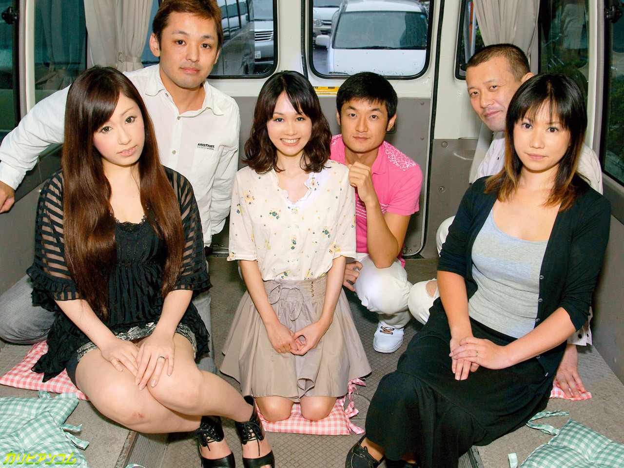 Japanese Public Sex Bar