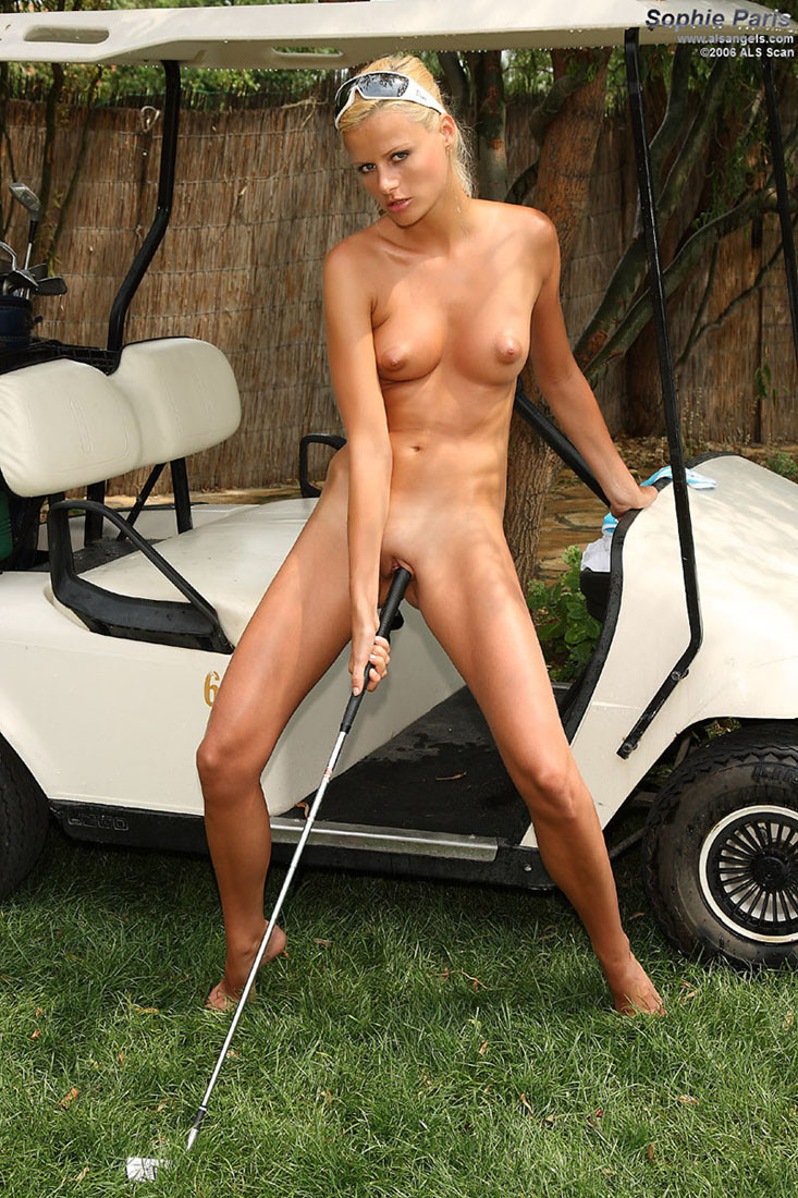 Nude Nude Babes Golfing Jpg