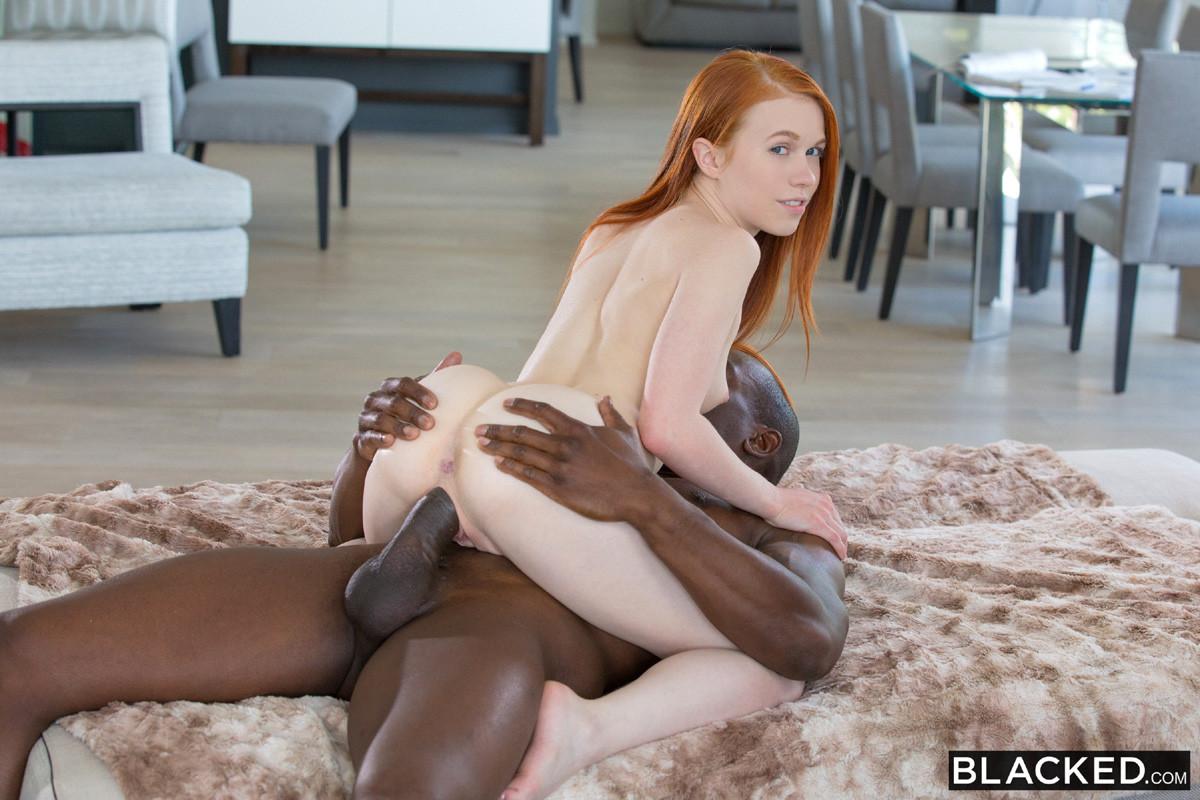 Ebony Sucking Black Cock