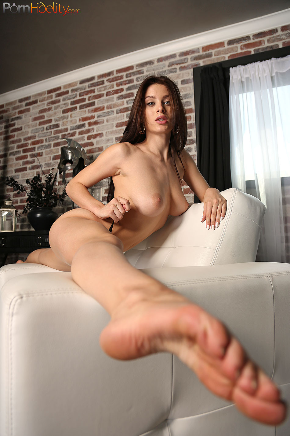 Lana Rhodes Feet