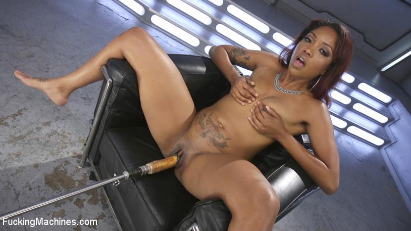 Ebony Bbc Squirt Creampie