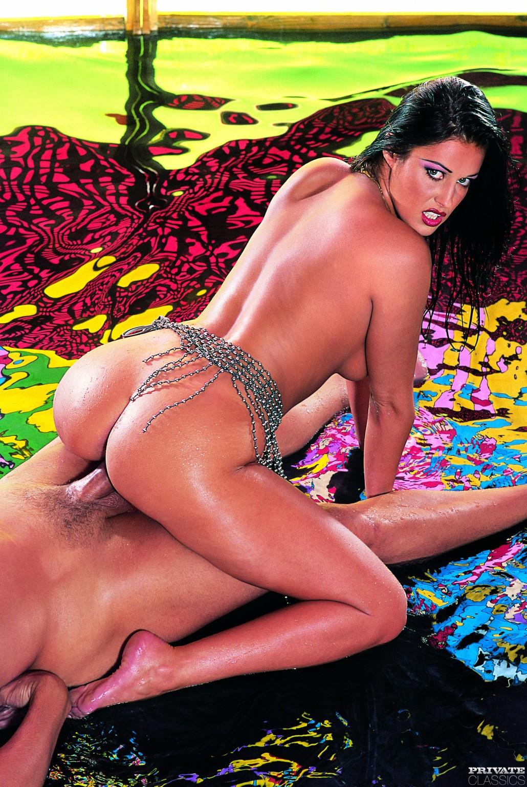 Rebecca Ferrari Nude
