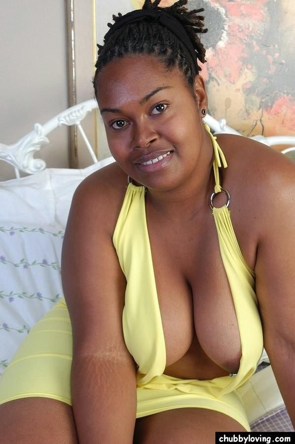 Big Natural Tits Ebony Teen