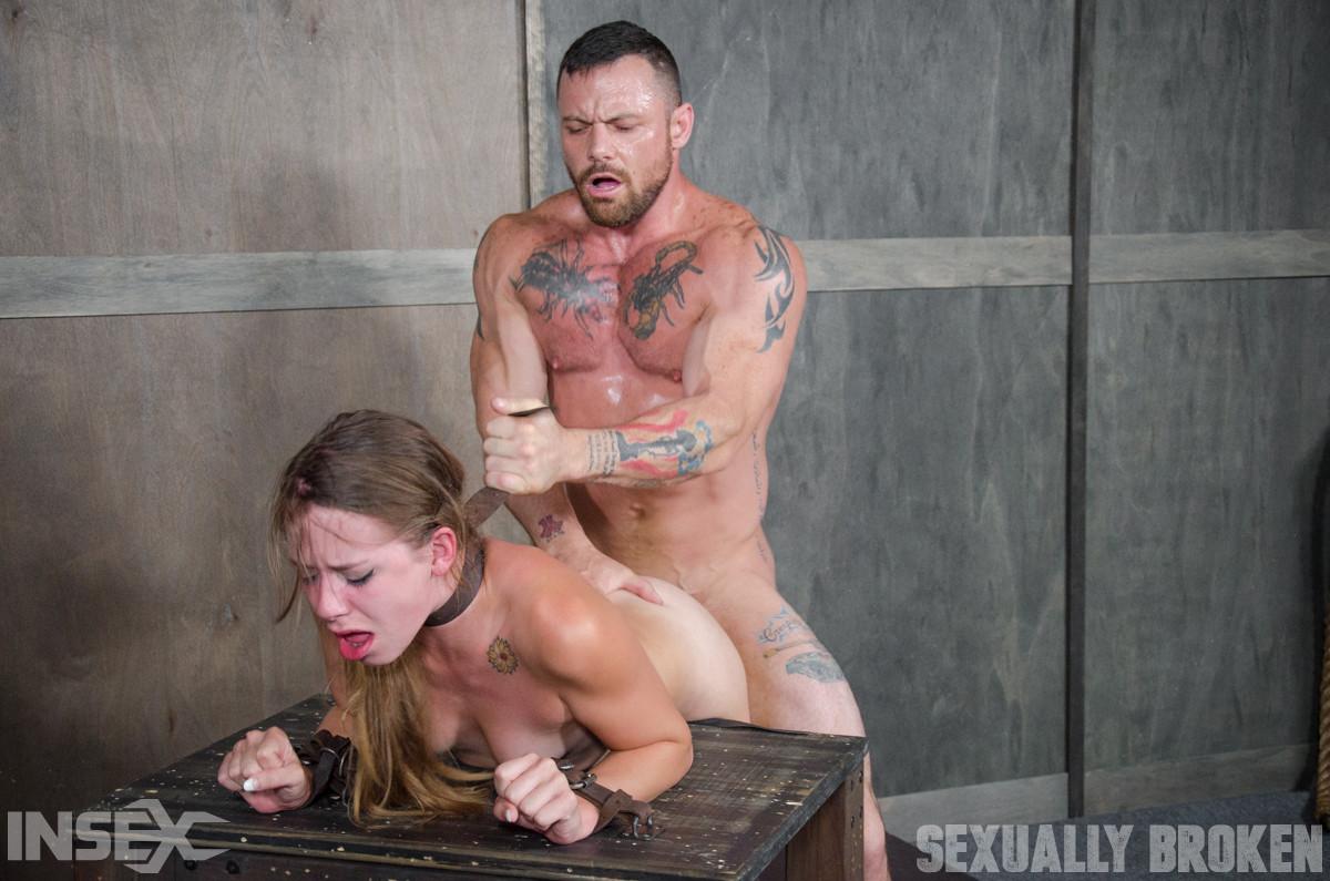 Enema Butt Plug Punishment