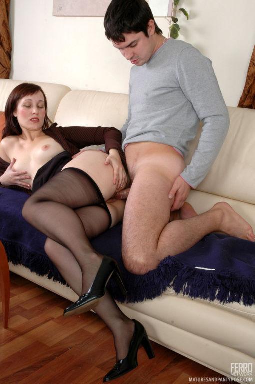 Pantyhose nylons stockings moms, madonna sexy boobs photos