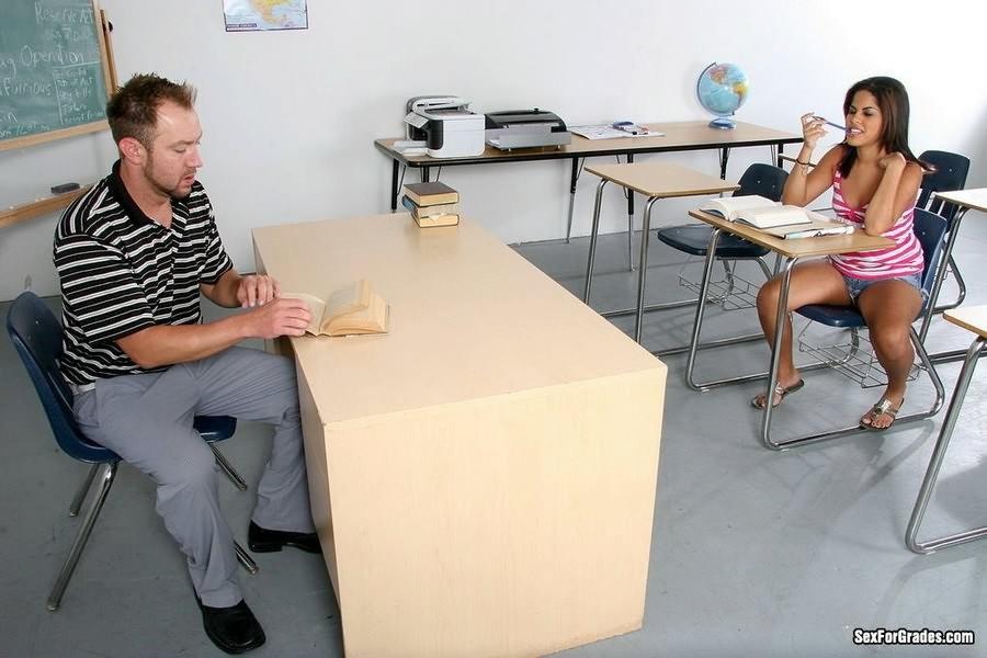 Teacher Fucks Student Blonde