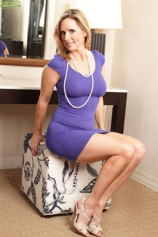 Jodi West    Karup's Older Women    Big Tits    Cougar    HD    MILF    Mature    Neighbor    Toys    Wife thumbnail
