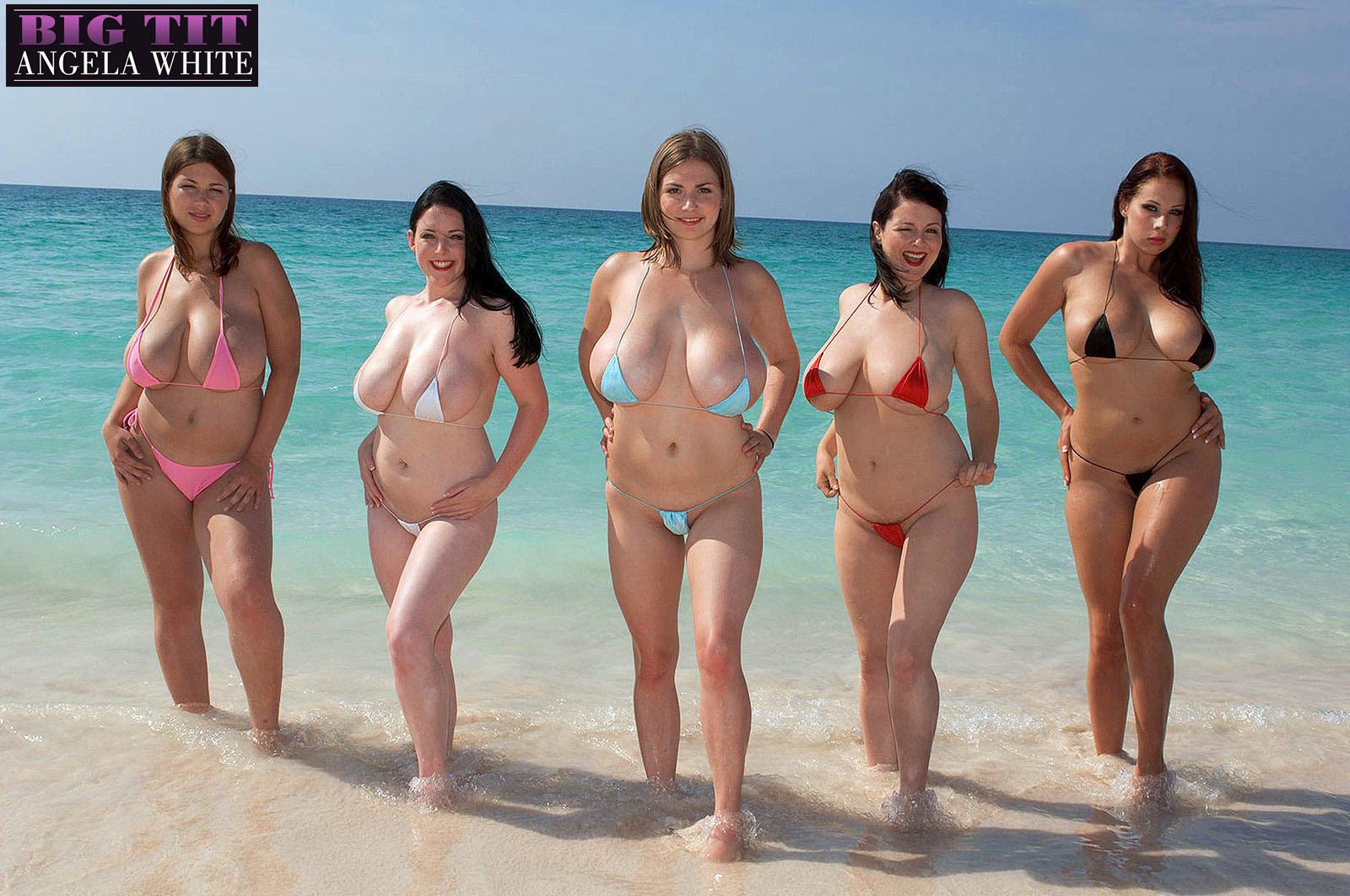 Sexy Lesbian Big Ass Big Tits